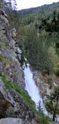 Foto vom Stuibenfall-Klettersteig im Ötztal