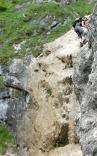 Luftige Ecke-Hausbachfall Klettersteig