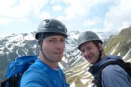 Schmugglersteig auf die Gargellner Köpfe (2482 m)