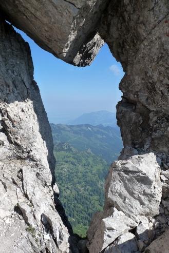 Am Hindelanger Klettersteig