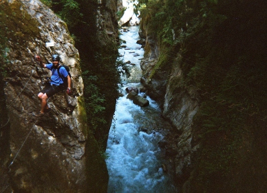 Canyons de Lantosque
