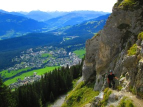 Klettersteig Pinut