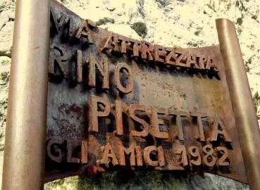 Via Ferrata Rino Pisetta (E)