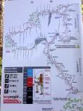 Topo Kaiser Max-Klettersteig