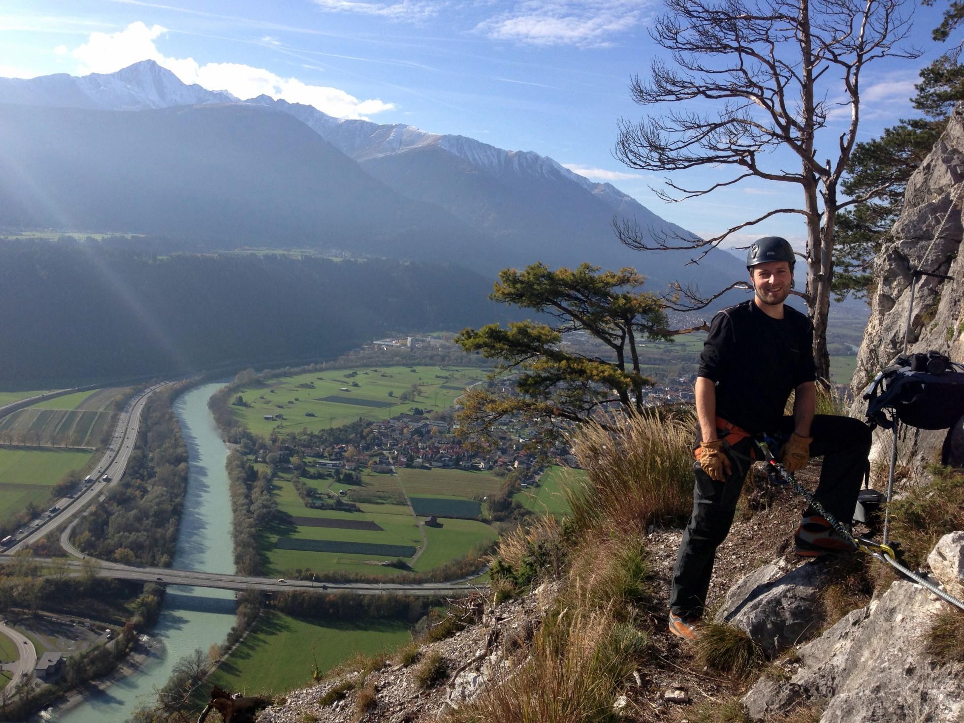 Kaiser Max Klettersteig : Kaiser max klettersteig karwendel