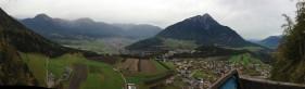 Steinwand-Klettersteig