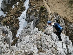 Friedberger Klettersteig : Endlich wieder am fels: der friedberger klettersteig im tannheimer