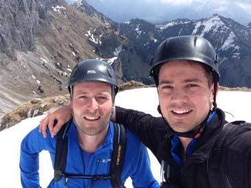 Patruckel am Friedberger Klettersteig