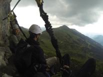 Kanzelwand Klettersteig
