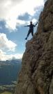 Am Masaré-Klettersteig