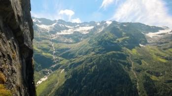 Am Fürenwand Klettersteig