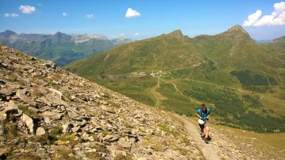Am Eiger-Trail