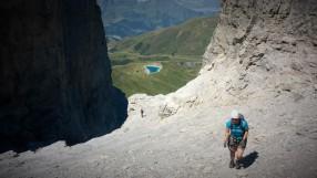 Rotstock-Klettersteig