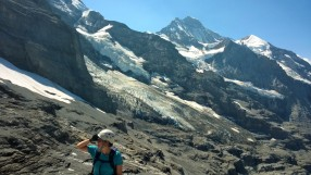 Rotstock - Klettersteig