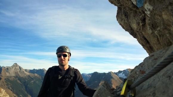 Patruckel am Karhorn Klettersteig