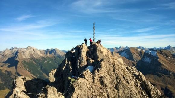 Karhorn Gipfel